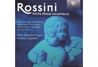 New Chamber Singers/Farinelli/Belei/Falcioni - Petite Messe Solennelle - (CD)