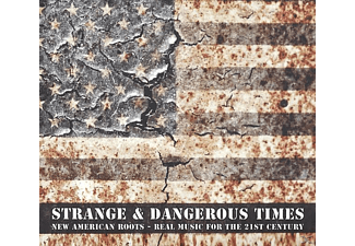 Various - Strange & Dangerous Times - (CD)