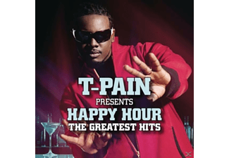 T-Pain - T-Pain Presents Happy Hour: The Greatest Hits - (CD)