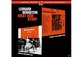 Leonard Bernstein - West Side Story+10 Bonus Tra - (CD)