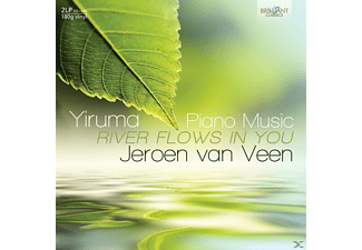 Jeroen Van Veen - Piano Music-River Flows In You - (Vinyl)