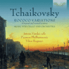 Istvan Vardai - Rococo Variations [CD] - broschei