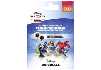Disney Infinity 2.0 Power Disc Pack