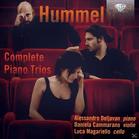 Daniela Cammarano, Luca Magariello, Alessandro Deljavan - Complete Piano Trios [CD] - broschei