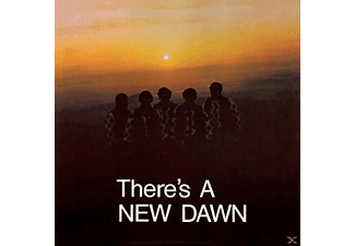 The New Dawn - THERE S A NEW DAWN (+DOWNLOAD) - (Vinyl)