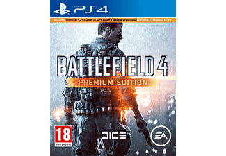 Battlefield 4 - Premium Edition PS4