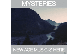 The Mysteries - New Age Music Is Here - (Vinyl)