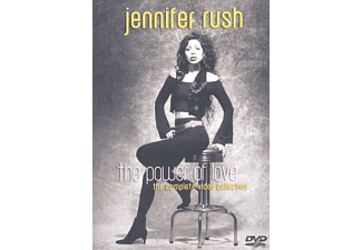 Jennifer Rush - The Power Of Love - The Complete Video Collection [DVD]