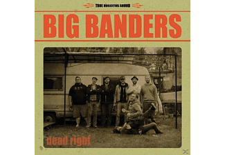 Big Banders - Dead Right - (CD)