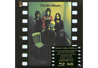 Yes - The Yes Album (+Blu-ray Audio) - (CD + Blu-ray Disc)