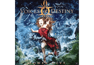 Voices Of Destiny - Power Dive - (CD)