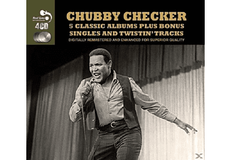 Chubby Checker - 5 Classic Albums Plus Bonus - (CD)