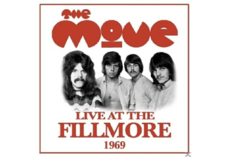 The Move - Live At Fillmore - (CD)