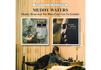 Muddy Waters - Muddy, Brass & The Blues/Can't Get No Grindin' [CD]