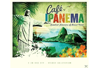 VARIOUS - Cafe Ipanema - (CD)