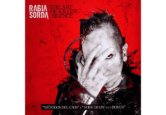 Rabia Sorda - The Art Of Killing Scilence - (CD)