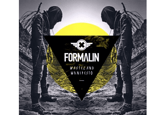 Formalin - Wasteland Manifesto [CD]