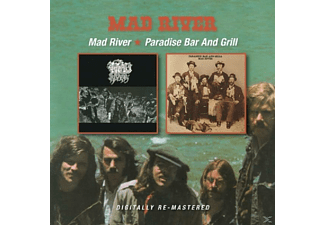 Mad River - Mad River/Paradise Bar & Grill - (CD)