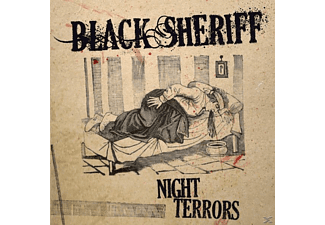 Black Sheriff - Night Terrors - (Vinyl)