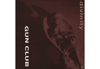 The Gun Club - Divinity - (Vinyl)