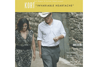 WAGNER,KURT & TIDWELL,CORTNEY PRESENT...KORT - Invariable Heartache - (CD)