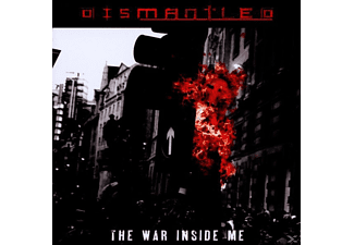 Dismantled - The war inside me - (CD)