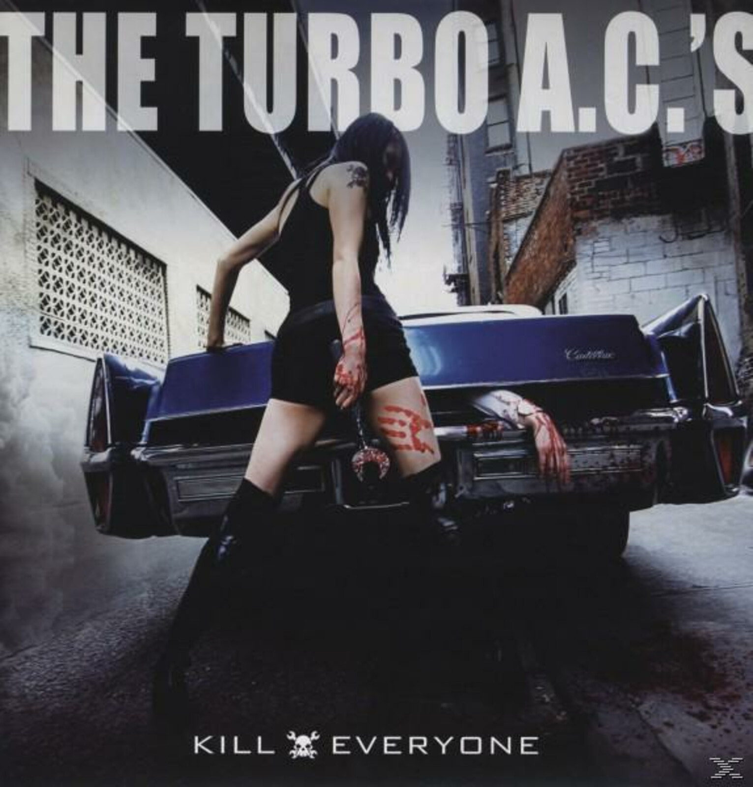 The Turbo A.c.'s - Kill Everyone [Vinyl]