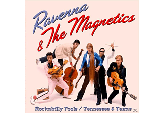 The Ravenna & Magnetics - Rockabilly Fools/  Tennessee & Texas - (CD)