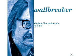 Maurenbrecher - Wallbreaker [CD]