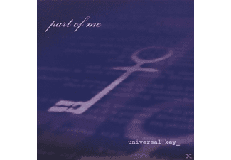 Part Of Me - Universal Key - (CD)