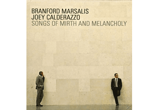 Marsalis,Branford/Calderazzo,Joey - Songs Of Mirth And Melancholy [CD]