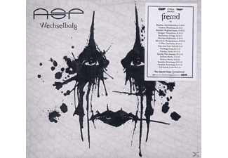 ASP - Wechselbalg - (Maxi Single CD)