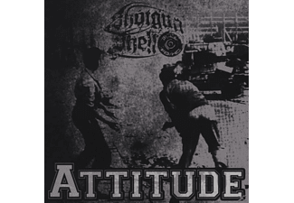 Shotgun Shell - Attitude - (CD)