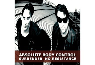 Absolute Body Control - Surrender No Resistance - (CD)