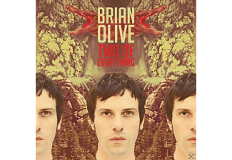 Brian Olive - Two Of Everything [CD]