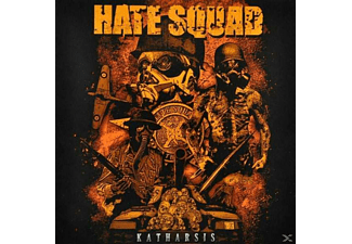 Hate Squad - Katharsis - (CD)