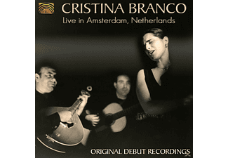 Cristina Branco - Live In Amsterdam, Netherlands-Original Debut Rec. [CD]
