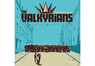 The Valkyrians - Punkrocksteady - (CD)