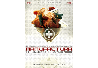 Manufactura - The Pleasures Of The Damned (2001-2011) (Lim.Ed.) - (CD)