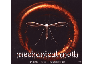 Mechanical Moth - Rebirth - (CD)