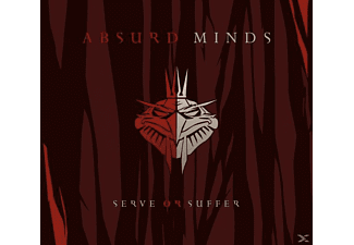 Absurd Minds - Serve Or Suffer - (CD)