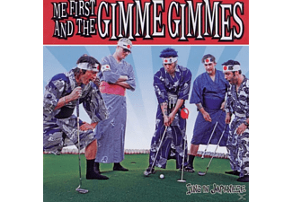 The Gimme Gimmes, Me First And The Gimme Gimmes - Sing In Japanese - (Maxi Single CD)