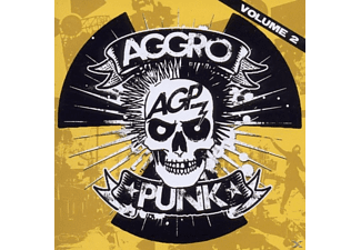 VARIOUS - Aggropunk Vol.2 - (CD)