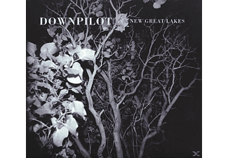Downpilot - New Great Lakes - (CD)
