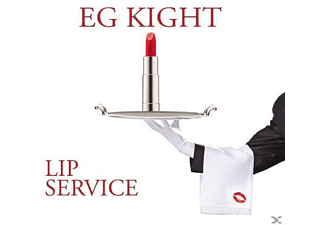 E.G. Kight - Lip Service - (CD)