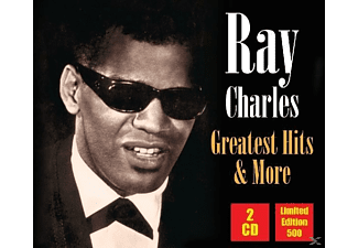 Ray Charles - Greatest Hits & More - (CD)
