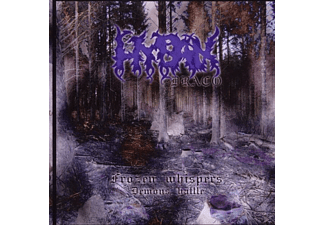 Hyban Draco - Frozen Whispers - (CD)