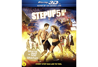 Step Up 5: All In 3D | 3D Blu-ray