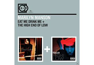 Marilyn Manson - 2 For 1: Eat Me Drink Me/The High End Of Low [CD]