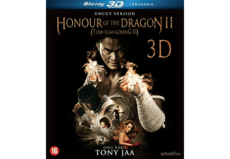 Honour Of The Dragon 2 3D | 3D Blu-ray